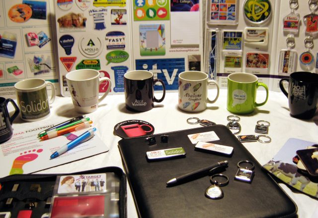 When it comes to reusable collateral, use your imagination and think about what your customers will really use