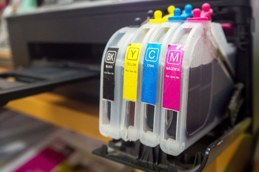 Whats the difference between offset printing and digital printing